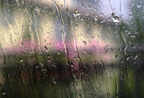 Mentre Piove Oltre Il Cancello
