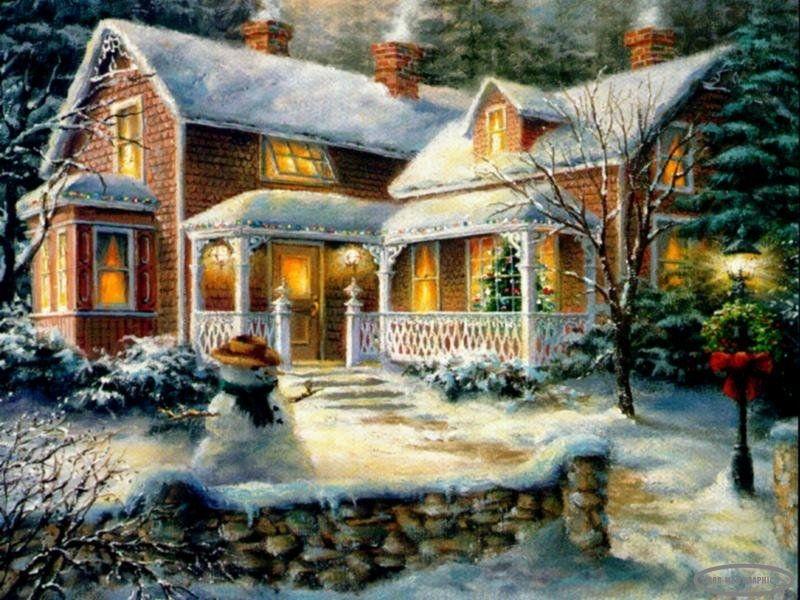 Sfondi Natalizi Innevati.Natale Oltre Il Cancello Pagina 4